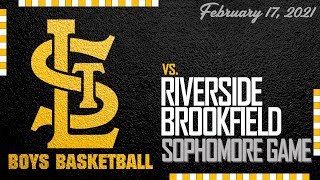 Sophomore Boys Basketball:  St…