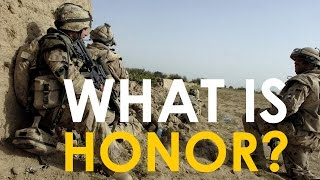 What Is Honor? | The Art Of Manliness