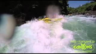 Canyons Spring Rafting PV 2015