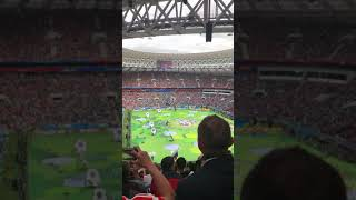 FIFA World Cup 2018 Opening ceremony Robbie Williams Live Performance