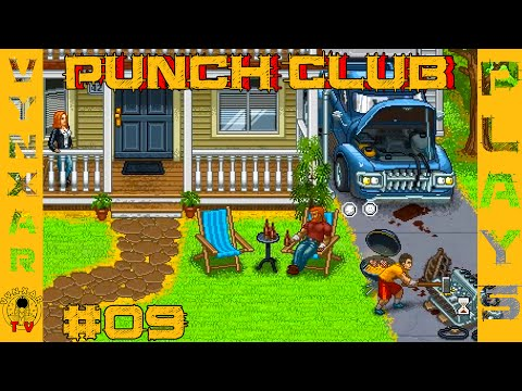 Punch Club (Ex VHS Story) - Way of the Tiger & strange engine fix  - #09