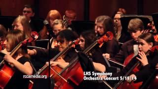 Video LHS Symphony Orchestra Concert 5/20/14 download MP3, 3GP, MP4, WEBM, AVI, FLV September 2018