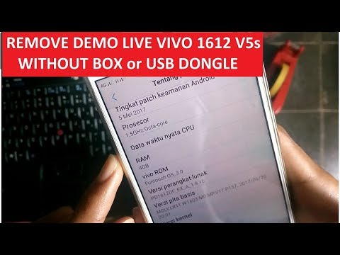 Vivo 1612 V5s Demo Live Bypass Fix Without Box USB Dongle