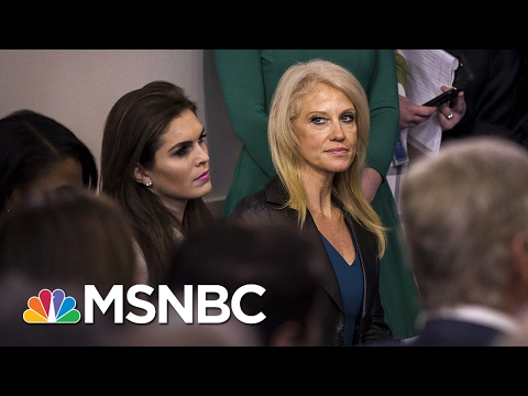 Kellyanne Conway May Face A Federal Ethics Inquiry   The Last Word   MSNBC