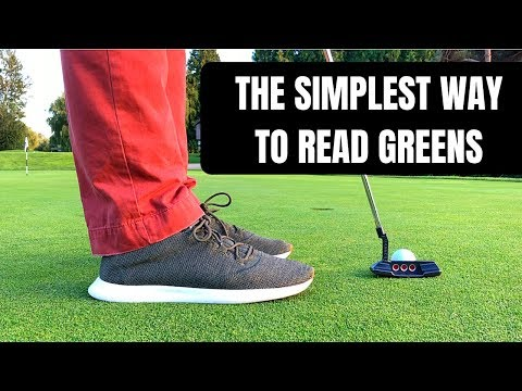 Golf Workout Program – The Simplest Way to Read Greens