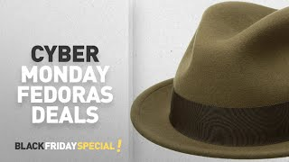 Top Cyber Monday Fedoras: Bailey of Hollywood Men