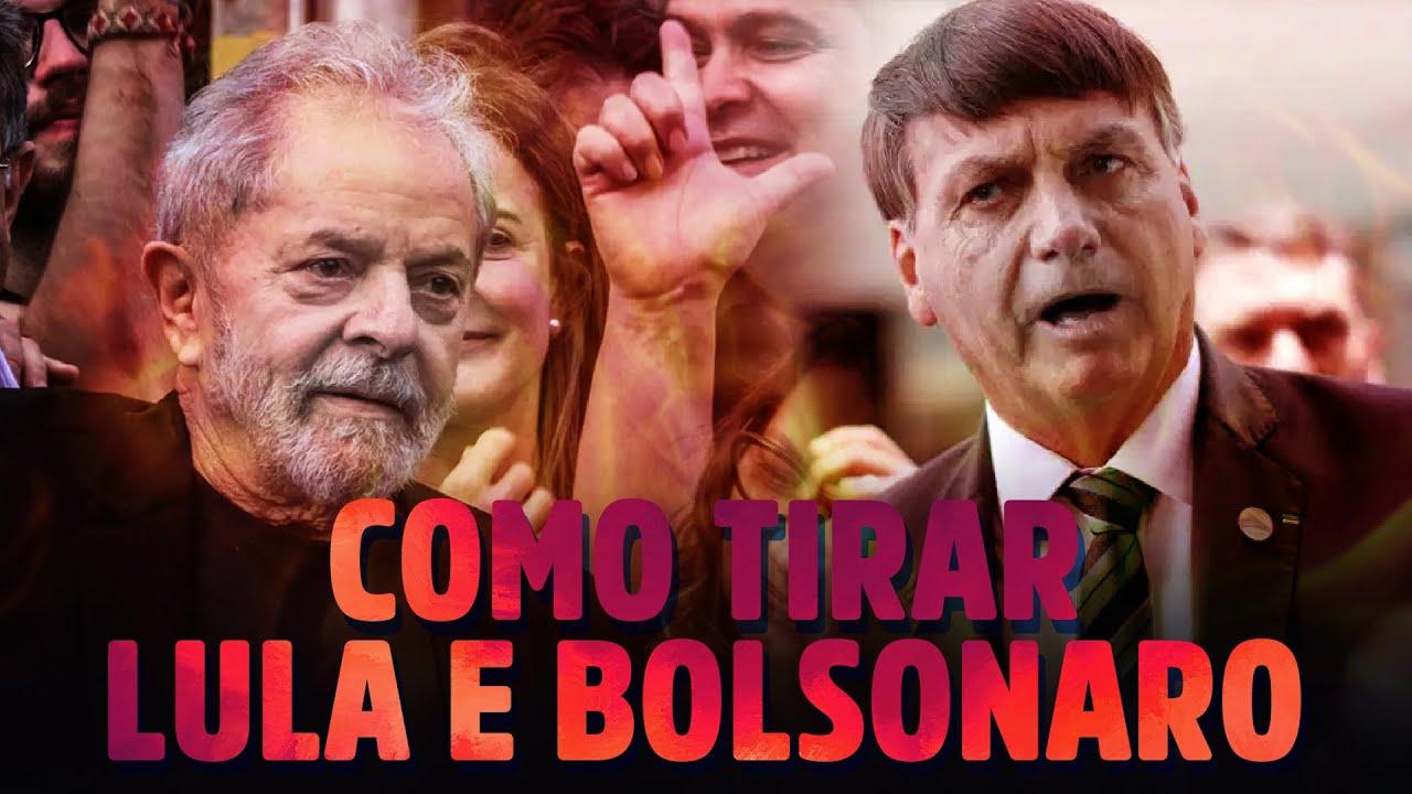 Download COMO TIRAR O LULA E O BOLSONARO DO SEGUNDO TURNO