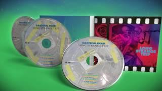 Grateful Dead - Long Strange Trip (3CD Unboxing Video)