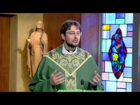 Surrender to God | Homily: Fr Adrian Milik