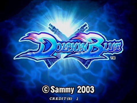 ドルフィンブルー Dolphin Blue 1コインALL 60fps