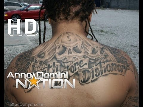"""Hard HipHop Beat """"Death Before Dishonor Pt.2"""" - Anno Domini Beats"""