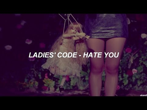 Ladies' Code - Hate You // Sub. español