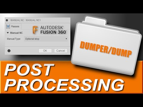 Beginners Guide to Editing Post Processors in Fusion 360! FF121