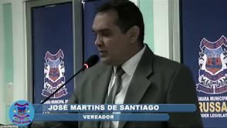 Júnio Martins Pronunciamento 13 03 2018