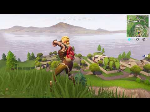Fortnite has a strict no license, no driving policy.