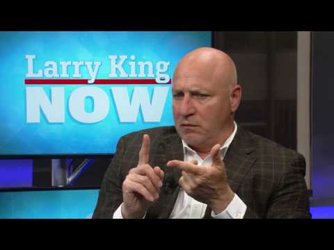 Tom Colicchio's push to abolish tipping in restaurants  Larry King Now  Ora.TV