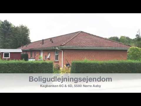Boligudlejningsejendom - Kagbanken 6C & 6D, Nørre Aaby