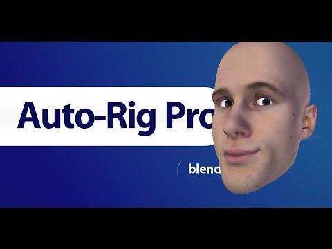 Download Auto-Rig Pro: Facial Rig [v3.20]