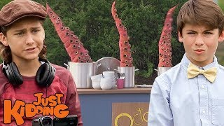 Giant Octopuses, Deadly Tarantulas, & Ruined Romance | Best of Just Kidding Pranks