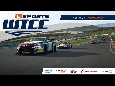eSports WTCC | Round 04 – Portimao [French Broadcast]