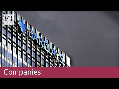 Barclays charged with fraud   Companies