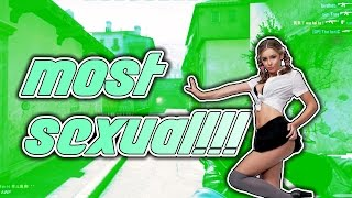 THE MOST SEXUAL GIRL ON CSGO!!!   Csgo Casual