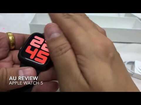 Review   Apple Watch 5 แบบบ้านๆ