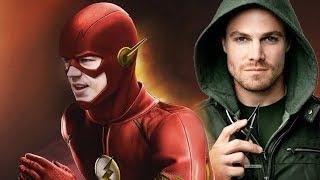 Preguntame Cosas Sobre The Flash Temporada 4 y Arrow Temporada 6
