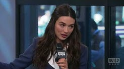 "Crystal Reed Speaks On Season 4 Of ""Gotham"""