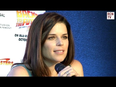 Neve Campbell Interview - Scream, Party of Five & Dancing