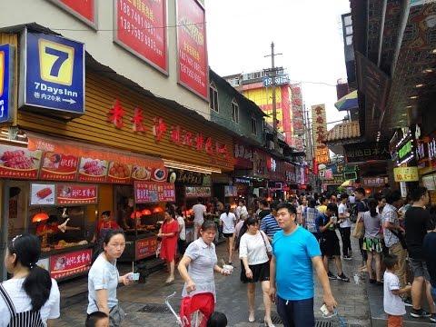 Changsha 长沙 przeciętne chińskie miasto cz.1 - Chiny #130