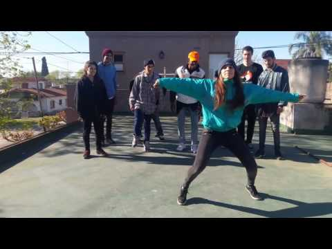 ELECTRO DANCE ARGENTINA | Free Style + MILLIARD Coreography