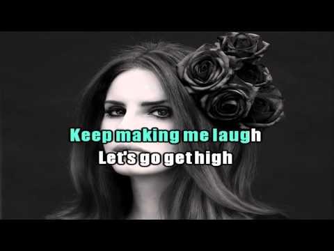 Lana del Rey - Born To Die Karaoke/Instrumental