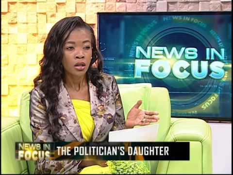 News In Focus:Meet Politician's daughter 'Saumu Mbuvi'