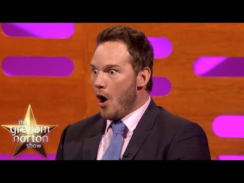 Chris Pratt Talks Accents, Getting Naked & Stealing Food | The Graham Norton Show CLASSIC CLIP