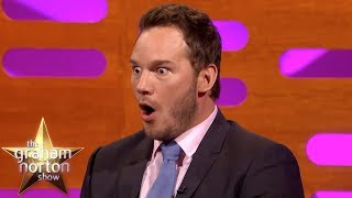 Download Chris Pratt Talks Accents, Getting Naked & Stealing Food | The Graham Norton Show CLASSIC CLIP Mp3 and Videos
