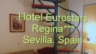 Hotel Eurostars Regina*** | Sevilla. Spain. 2013(Hotel Eurostars Regina*** | Sevilla. Spain http://www.eurostarsregina.com/ San Vicente 97, 41002 Севилья, Испания Оплата на 4-х человек в 2-этажном ..., 2013-08-12T10:03:32.000Z)