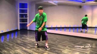 Антон Жуков - 9 урок (Клубные танцы и R&B)