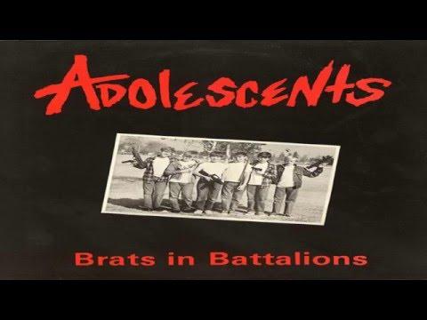 Adolescents - Brats in Battalions (Full Album)