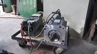 Điều khiển vị trí analog servo CACR Yaskawa