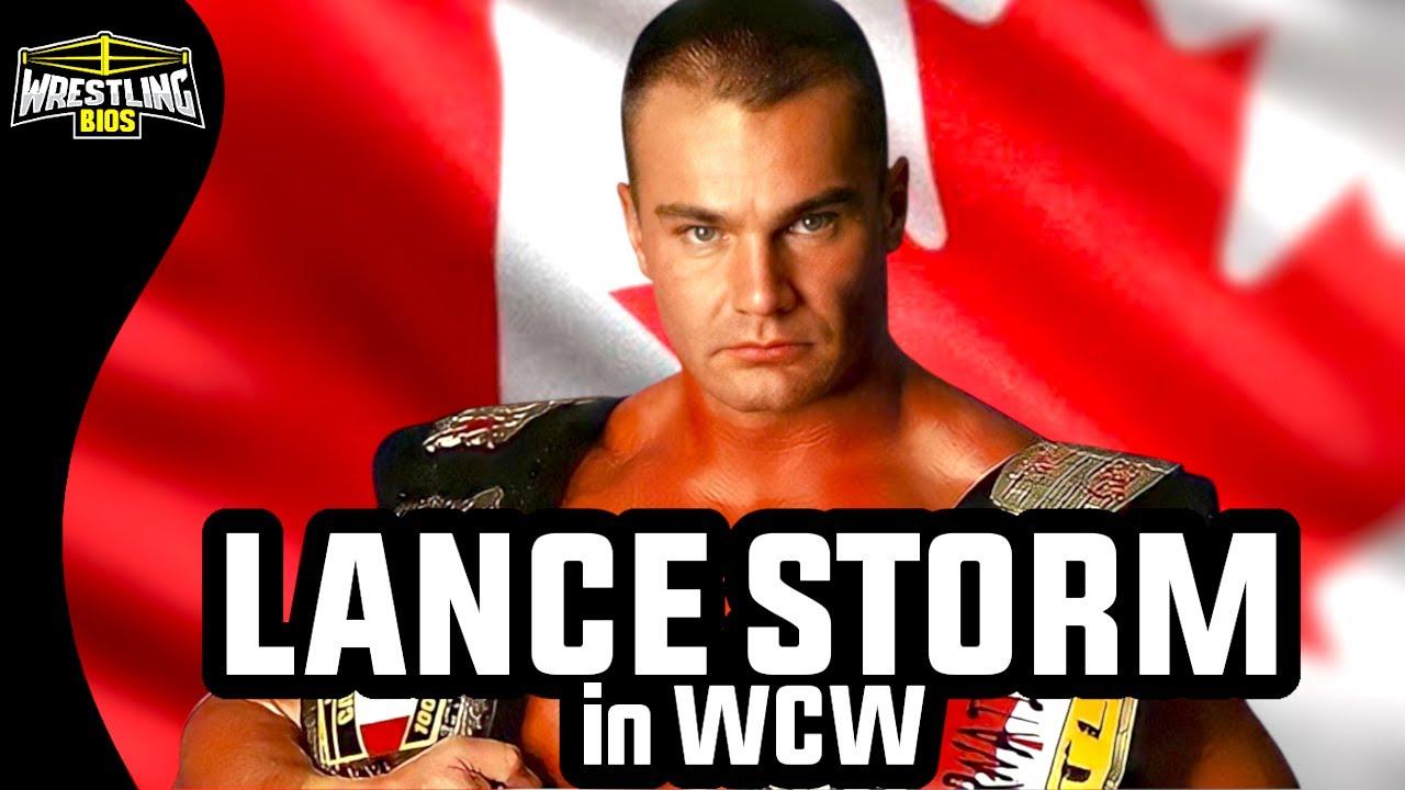 Lance Storm in WCW | Wrestling Bios