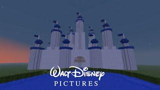 Walt Disney Pictures - Minecraft Logo Remake