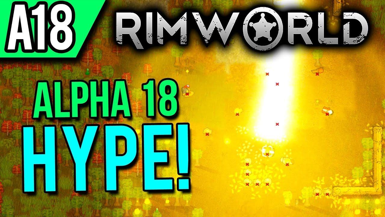 rimworld alpha 18