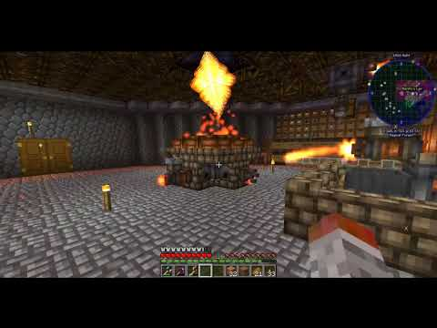 Hypermine 03 - Fire and Magic - FTB Revelation Modded Server!