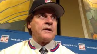 Tampa's la Russa on Hall of Fame election, part II