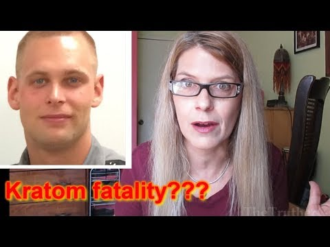 POLICEMAN DIES FROM KRATOM OVERDOSE (What really happened?)