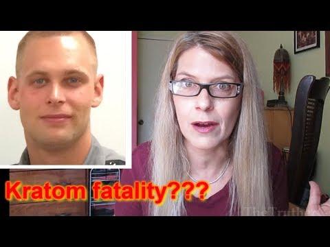 POLICEMAN DIES FROM KRATOM OVERDOSE (What really happened?)