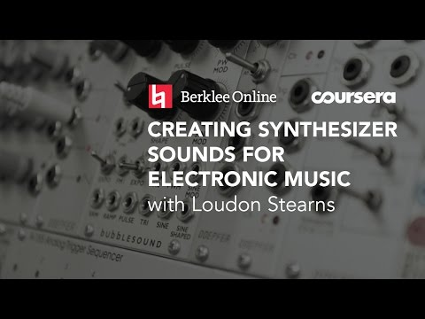 Creating Synthesizer Sounds for Electronic Music