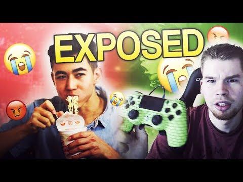 OPTIC CRIMSIX ROASTS & EXPOSED ATTACH!