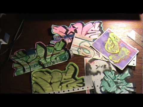 How to Laminate Stickers Tutorial